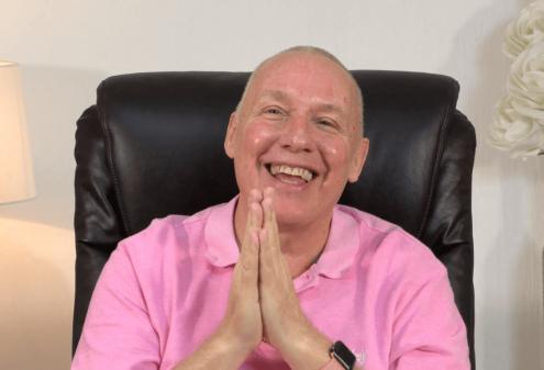Un curso de milagros con David Hoffmeister